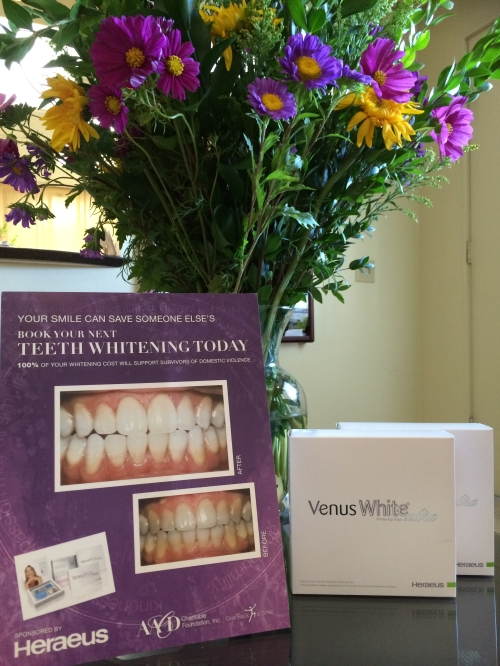 Escondido Dentist Give Back A Smile Whitening Month